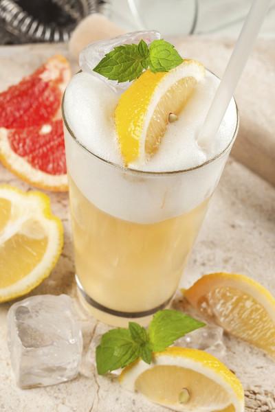 Sorbete de lim n al cava recet zate - Sorbete limon al cava ...
