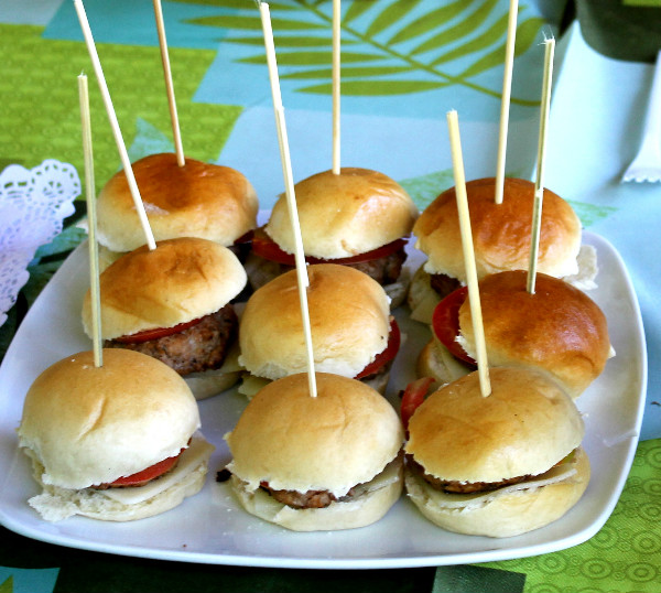 Mini hamburguesas recet zate - Hamburguesas vegetarianas caseras ...