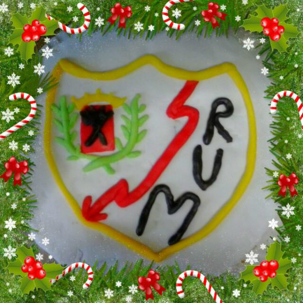 TARTA RAYO VALLECANO
