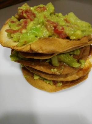 receta EMPANADILLAS DE GUACAMOLE