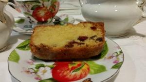 receta El plumcake para papá