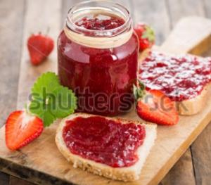 receta mermelada de fresas